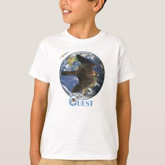 Suche-Satelitte scherzt T-Stück T-Shirt