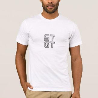 Suchen des Amens in der Kirche T-Shirt