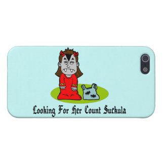 Suchen nach Zählung Suckula iPhone 5 Case
