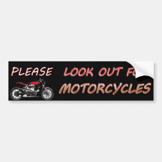 Suchen Sie bitte heraus nach Motorrädern Autoaufkleber