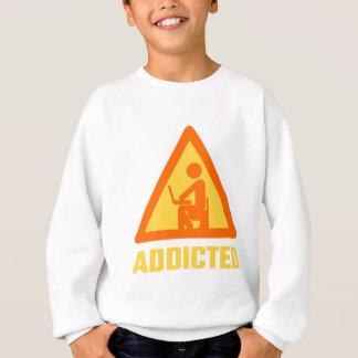 Süchtig Sweatshirt
