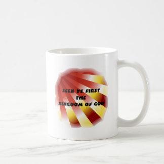Suchvorgang YE zuerst das Reich Gottes - 13 Kaffeetasse