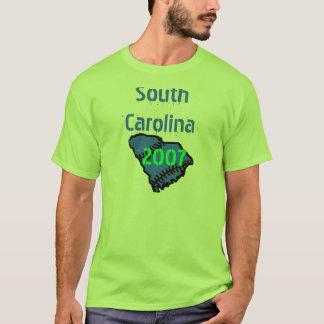 Süd, South Carolina, 2007 T-Shirt