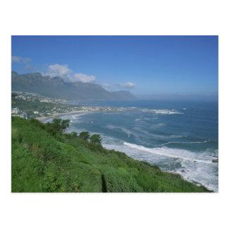 Südafrika - Clifton Strand, Cape Town Postkarte