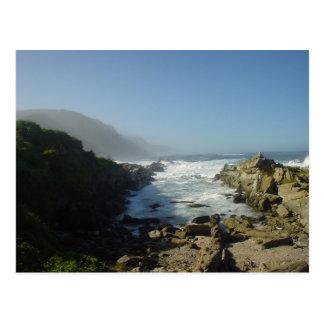 Südafrika der Garten-Weg Postkarte