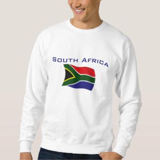 Südafrika-Flagge 1 Sweatshirt