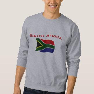 Südafrika-Flagge 2 Sweatshirt