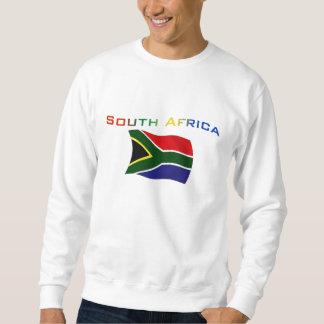 Südafrika-Flagge 3 Sweatshirt