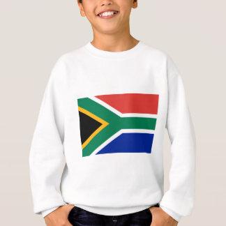 Südafrika-Flagge Sweatshirt