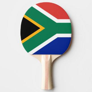 Südafrika-Flagge Tischtennis Schläger