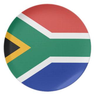 Südafrika-Flagge - Vlag van Suid-Afrika Teller