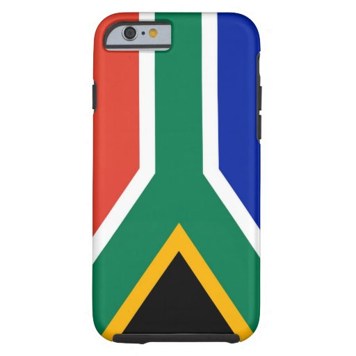 SÜDAFRIKA TOUGH iPhone 6 HÜLLE