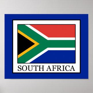 Südafrika Poster