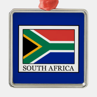 Südafrika Silbernes Ornament