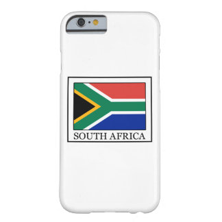 Südafrika-Telefonkasten Barely There iPhone 6 Hülle