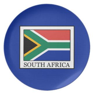 Südafrika Teller