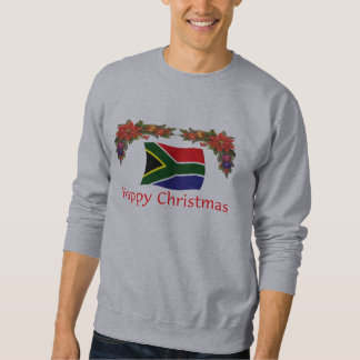 Südafrika-Weihnachten Sweatshirt