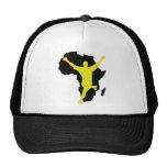 Südafrika-Weltmeisterschaftmeistersieger 2010 Netzmütze