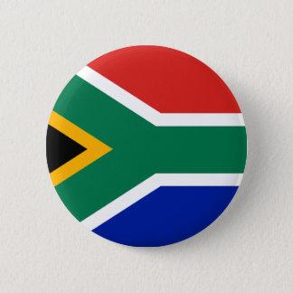 Südafrikanische Flagge Runder Button 5,1 Cm