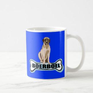 Südafrikanischer Boerboel Mastiff Kaffeetasse