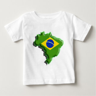 Südamerika: Brasilien Baby T-shirt
