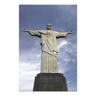 Südamerika, Brasilien, Rio de Janeiro. Christus Kunstfotos