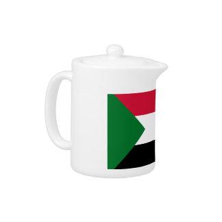 Sudan-Flagge