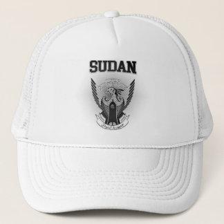 Sudan-Wappen Truckerkappe
