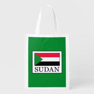 Sudan Wiederverwendbare Einkaufstasche