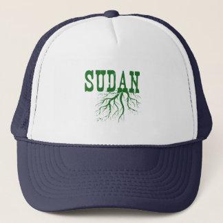 Sudan-Wurzeln Truckerkappe