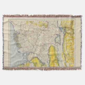 Südasien, Indien, Bangladesch Decke