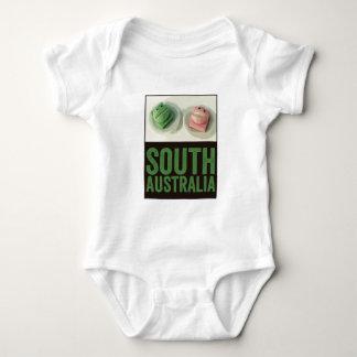 Südaustralien Baby Strampler