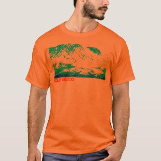 Südbutte-Grün-Gebirgst-shirt T-Shirt