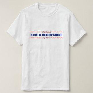 SÜDderbyshire - mein Zuhause - England; Herzen T-Shirt