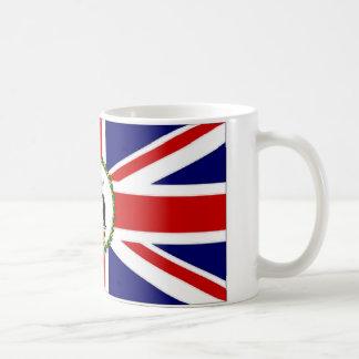 Südgeorgiasüdsandwich-Insel-Flagge alt2 Kaffeetasse
