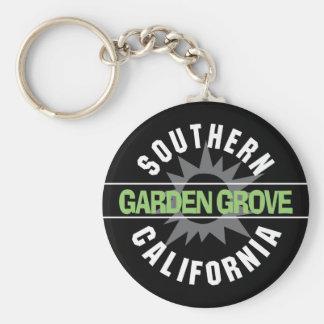 Südkalifornien - Garten-Waldung Schlüsselanhänger