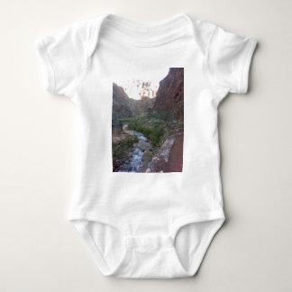 Südkante-Grand- CanyonNationalpark-Phantom-Ranch Baby Strampler