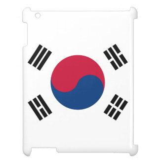 Südkorea-Flagge iPad Hülle