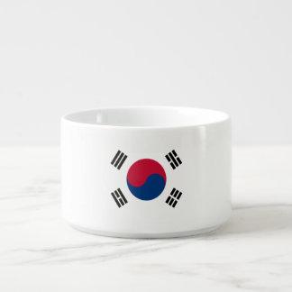 Südkorea-Flagge Kleine Suppentasse
