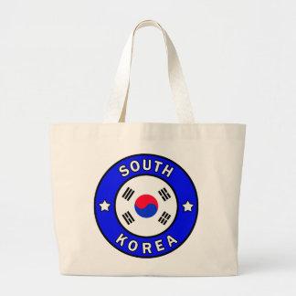 Südkorea Jumbo Stoffbeutel