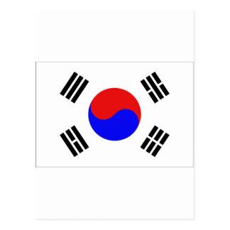 Südkorea Postkarte