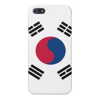Südkoreanische Flagge Schutzhülle Fürs iPhone 5