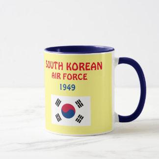 Südkoreanische Luftwaffen-Klassiker-Tasse Tasse