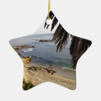 Südlaguna-Strand Keramik Ornament