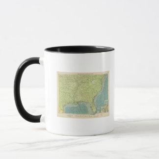 Südliche amerikanische atlantische Häfen Tasse