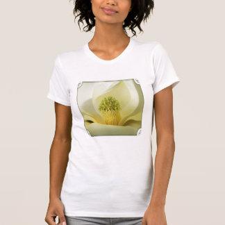 Südliche Magnolien-Foto-T - Shirt