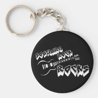 Südliche Rockmusik Schlüsselanhänger