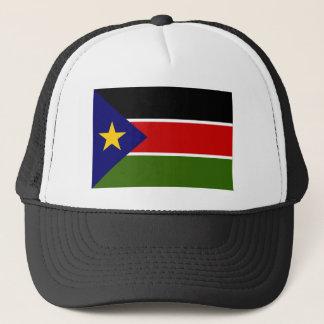 Südliche Sudan-Flagge Truckerkappe