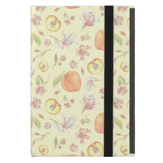 Südlicher Charme-Pfirsich und Magnolie Ipad Fall iPad Mini Hülle
