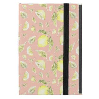 Südlicher Charme-Zitronen-Muster Ipad Fall iPad Mini Schutzhülle